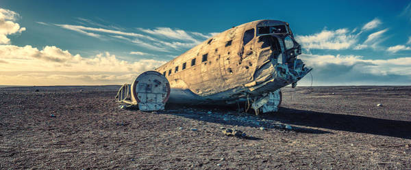 Photograph - Dc-3 Wreck by James Billings