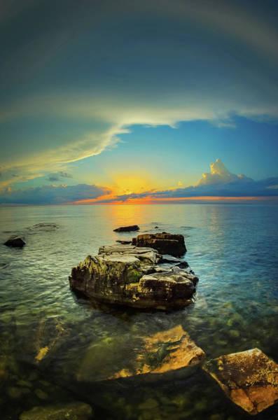 Photograph - Dc Sunset by David Heilman