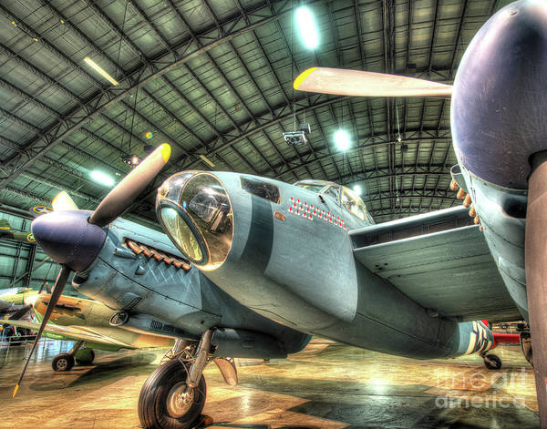 B29 Photograph - De Havilland Dh 98 Mosquito by Greg Hager