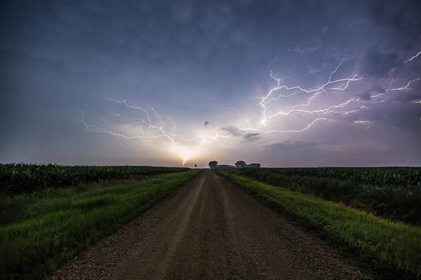 Photograph - Dead End by Aaron J Groen