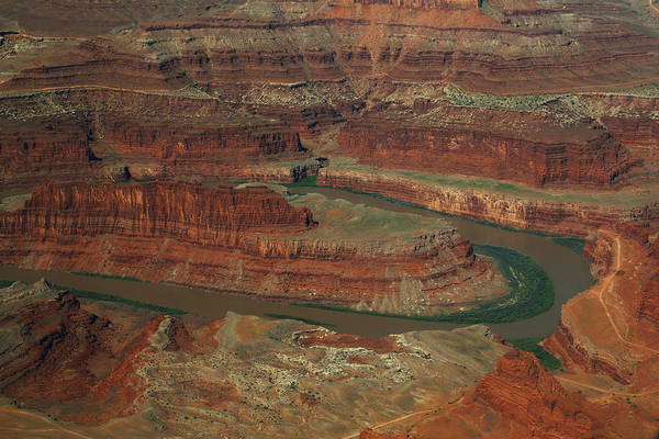 Photograph - Dead Horse Point Near Moab Utah by Jean Clark