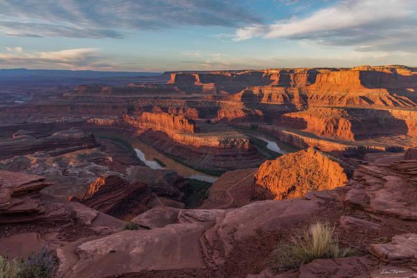 Photograph - Dead Horse Point Sunrise by Dan Norris