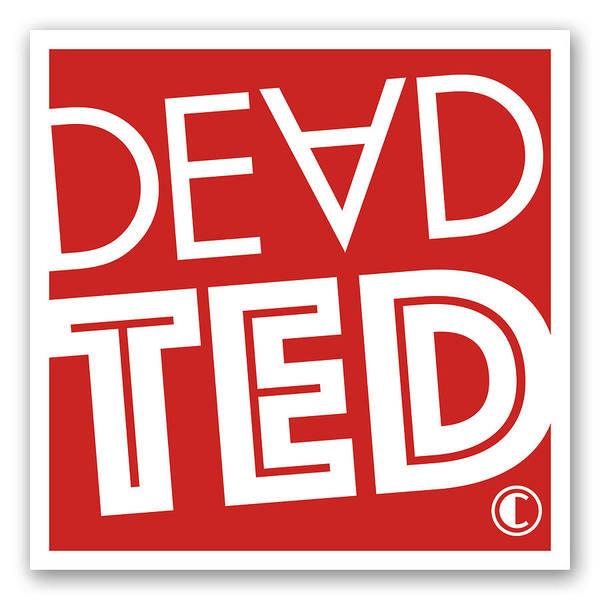 Painting - Dead Ted Logo by Tim Nyberg
