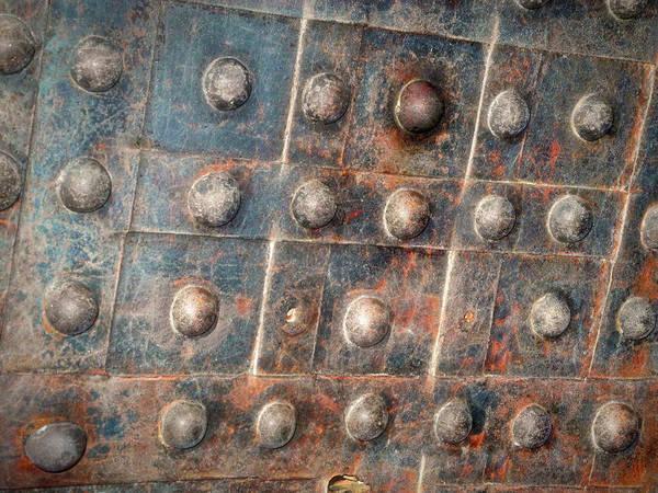 Mixed Media - Deadbolts 8 by Lynda Lehmann