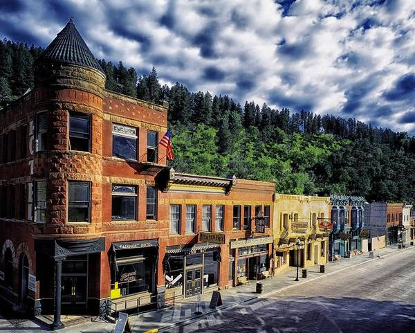 Photograph - Deadwood South Dakota by Movie Poster Prints