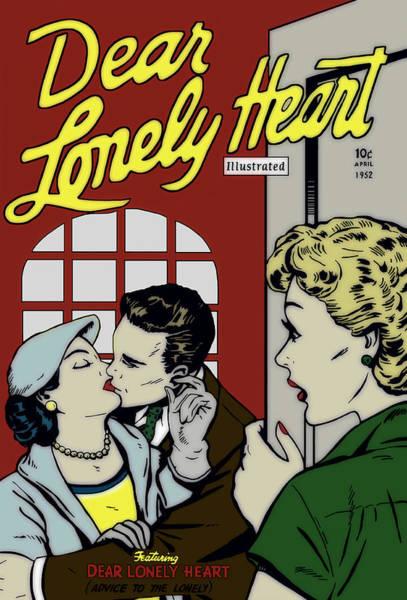 Digital Art - Dear Lonely Heart  by Joy McKenzie