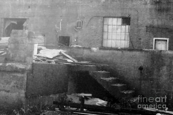 Deconstruction Photograph - Death Of A Factory by Reb Frost