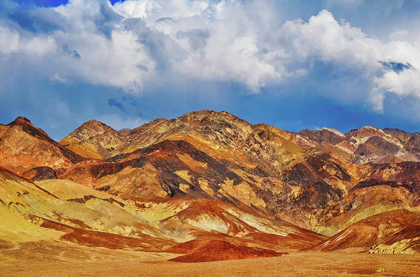 Photograph - Death Valley Artist's Drive by Kyle Hanson