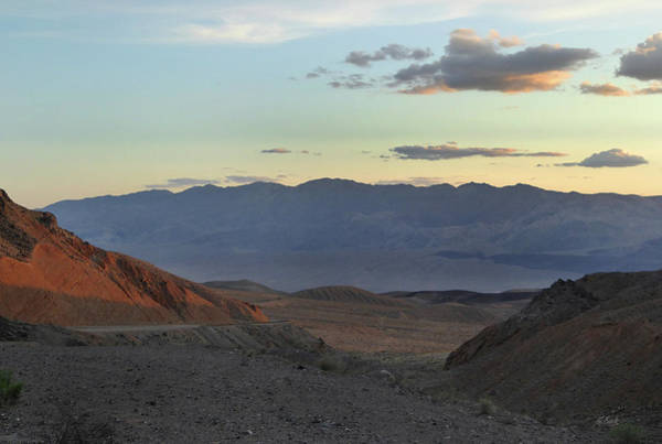 Furnace Creek Photograph - Death Valley At Dusk by Gordon Beck