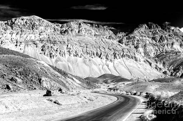 Photograph - Death Valley Driving by John Rizzuto