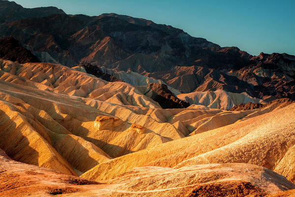 Death Valley National Park Photograph - Death Valley Formations by Andrew Soundarajan