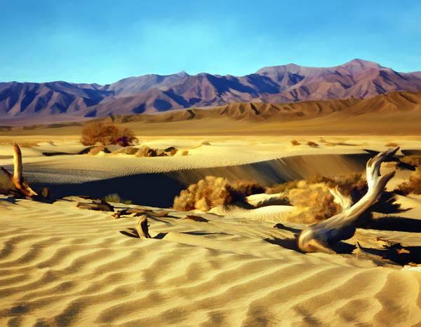 Photograph - Death Valley by Kurt Van Wagner