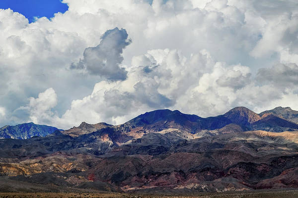 Photograph - Death Valley Mountains by Kyle Hanson