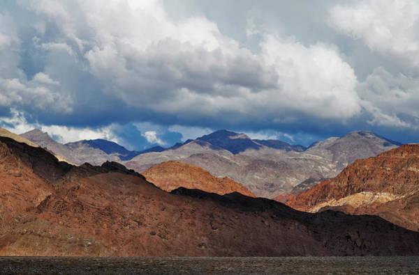 Photograph - Death Valley Mountains Landscape by Kyle Hanson