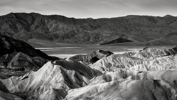Death Valley National Park Photograph - Death Valley Vista by Joseph Smith