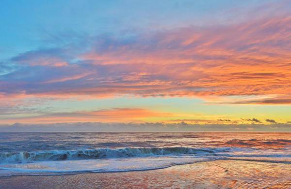 Photograph - December 2016 Sunrise by Barbara Ann Bell