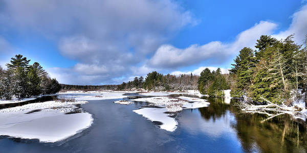 Photograph - December In The Adirondacks by David Patterson