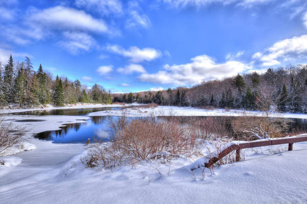 Photograph - December Reflections by David Patterson