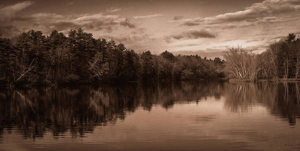 Photograph - December River by Bob Orsillo