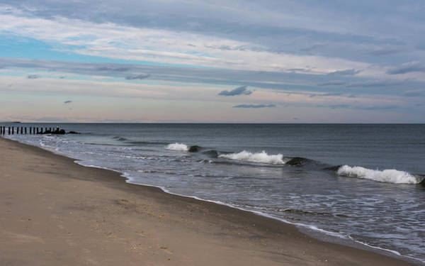 Photograph - December Sky Bay Head Nj by Terry DeLuco