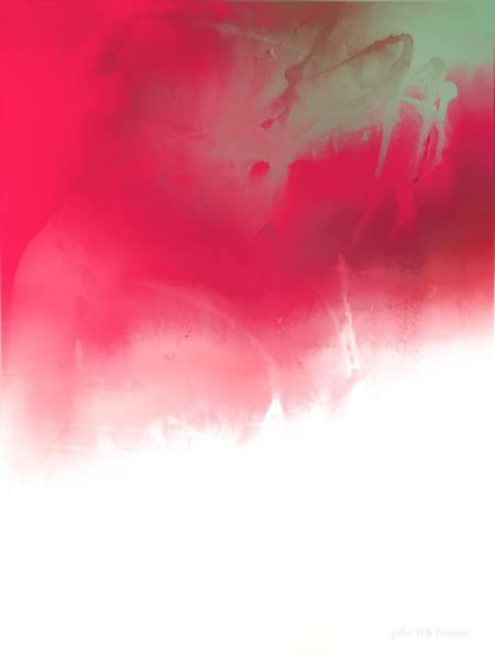 Painting - december VI by John WR Emmett
