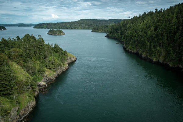 Photograph - Deception Pass by Mary Lee Dereske