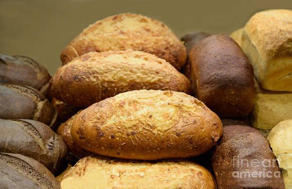Photograph - Decorative Bread Of Life Photo B4817 by Mas Art Studio