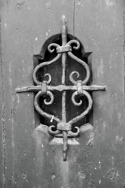 Photograph - Decorative Ironwork by Helen Northcott
