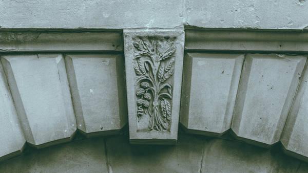 Photograph - Decorative Keystone Architecture Details I by Jacek Wojnarowski