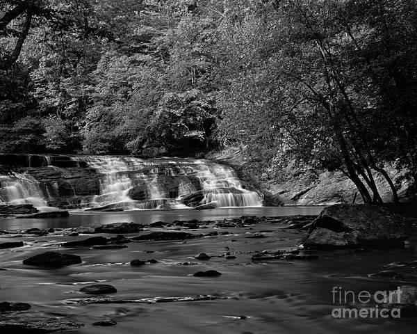 Photograph - Deep Creek Falls 1 by Patrick M Lynch