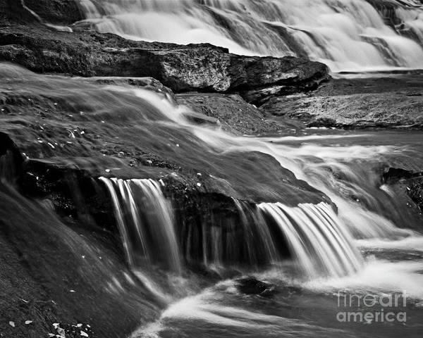 Photograph - Deep Creek Falls 2 by Patrick M Lynch