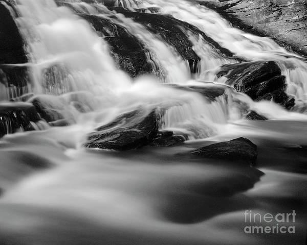 Photograph - Deep Creek Falls 3 by Patrick M Lynch