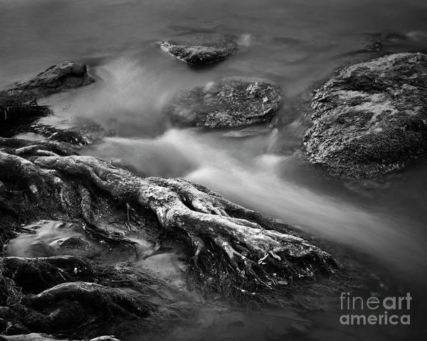 Photograph - Deep Creek Falls 4 by Patrick M Lynch
