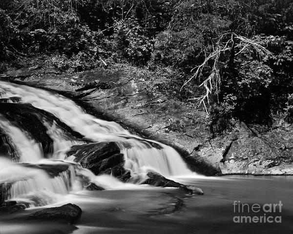 Photograph - Deep Creek Falls 5 by Patrick M Lynch