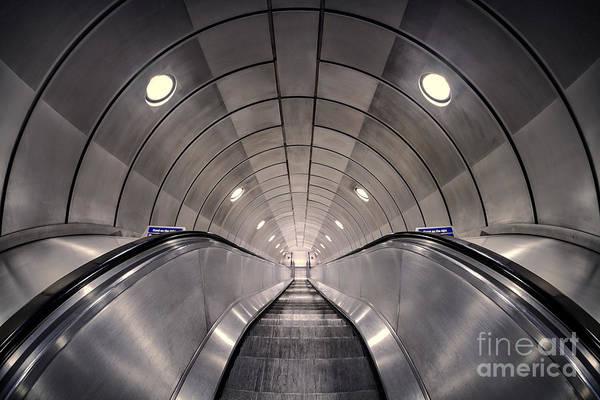 United Kingdom Photograph - Deep Down Below by Evelina Kremsdorf