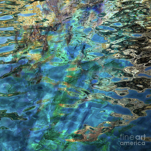 Wall Art - Painting - Deep End by Mindy Sommers