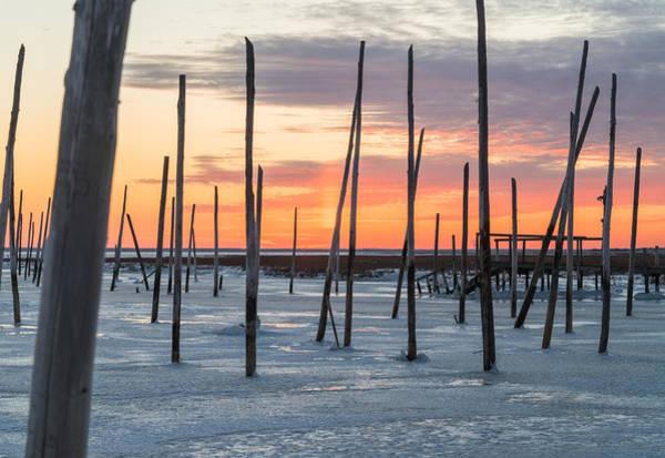 Blvd Photograph - Deep Freeze by Kristopher Schoenleber