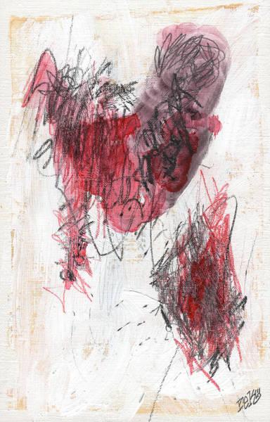 Deep Meat Art Print