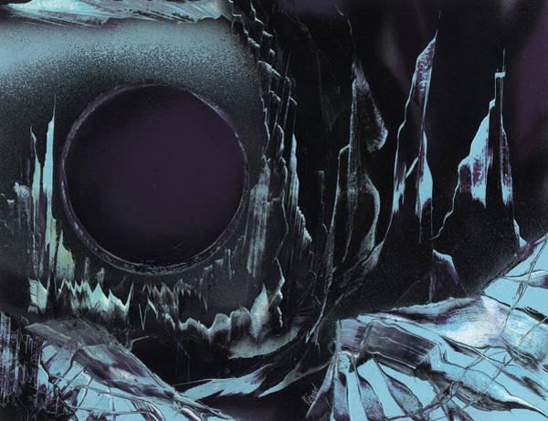 Painting - Deep Purple by Jason Girard
