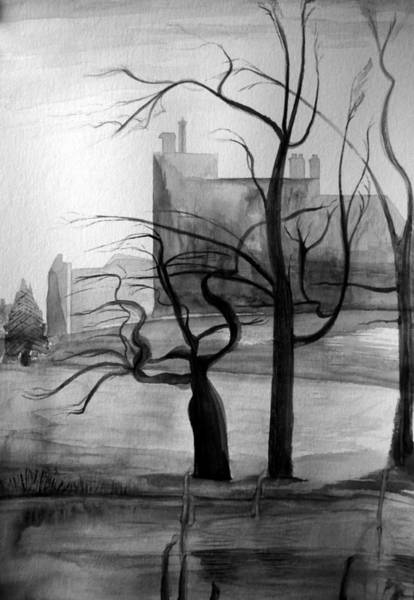 Wall Art - Painting - Deep Roots by Dani D