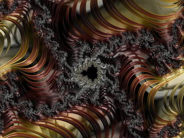 Digital Art - Deep Roots by Paisley O'Farrell