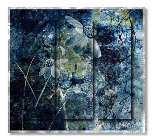 Mixed Media - Deep Spring by Dt