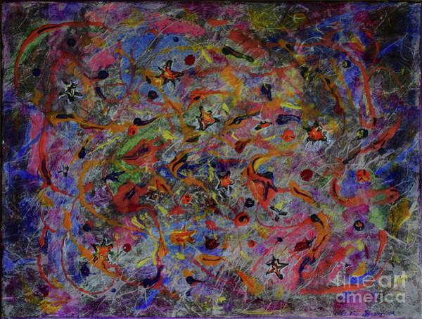 Painting - Deep Thinking by Alexis Baranek