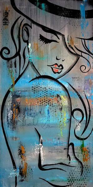 Wall Art - Painting - Deeper Love by Tom Fedro - Fidostudio