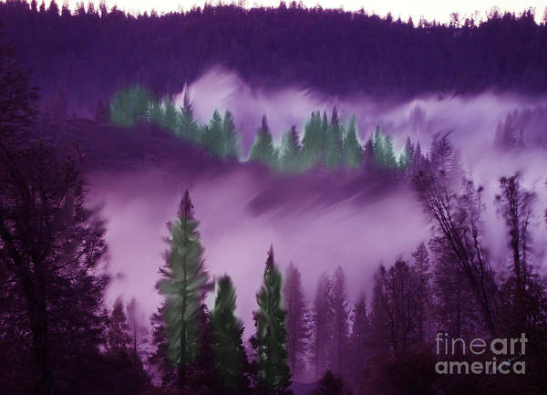 Deer Creek Canyon Art Print