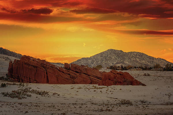 Photograph - Deer Creek Canyon by Susan Rissi Tregoning