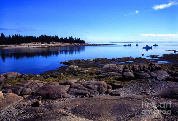 Photograph - Deer Isle Sunday by Thomas R Fletcher
