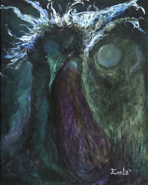 Painting - Deformed Transcendence by Christophe Ennis