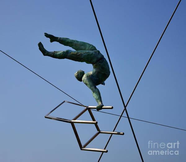 Photograph - Defying Gravity by Brenda Kean
