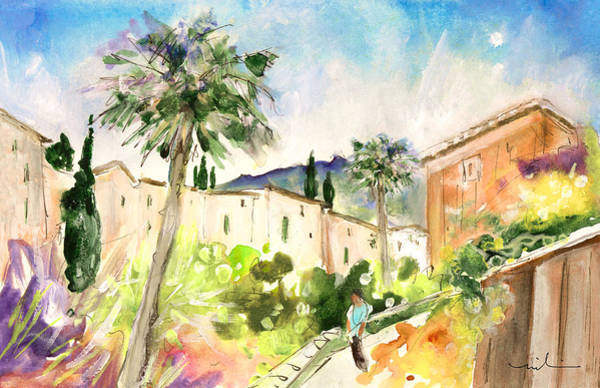 Painting - Deia 01 by Miki De Goodaboom